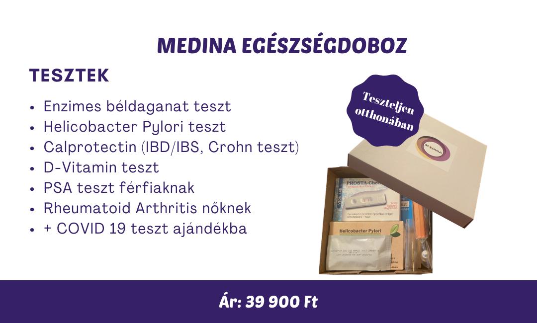 Medina Egészségdoboz